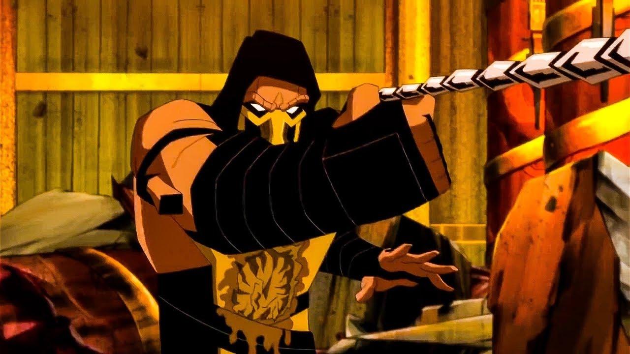 Mortal Kombat Legends Scorpions Revenge Trailer 2020 Hd Youtube