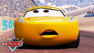 Download lagu Cruz Ramirez Joins the Race! | Pixar Cars