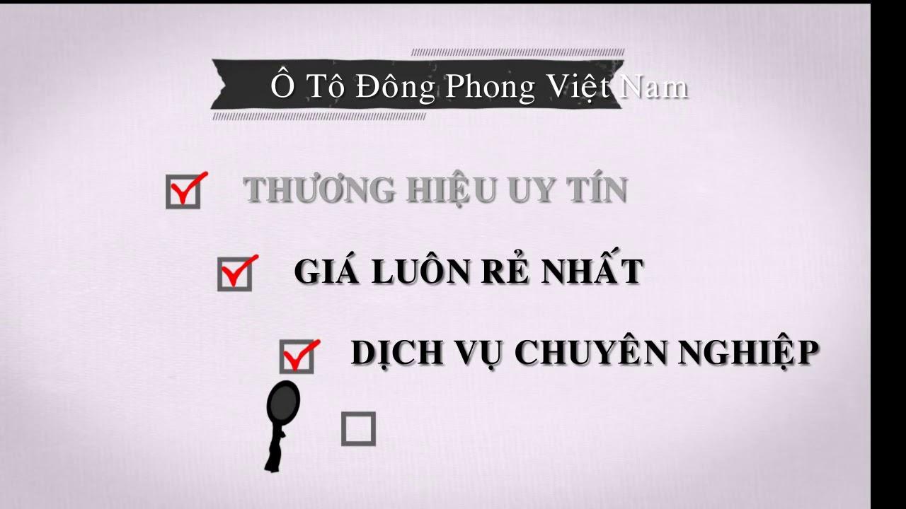 CÔNG TY TNHH Ô TÔ ĐÔNG PHONG VIỆT NAM - YouTube