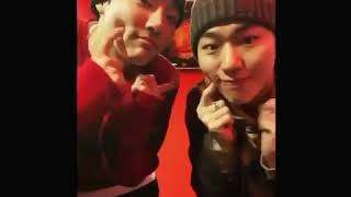 SEUNGYOUN x ZICO Any Song Challenge