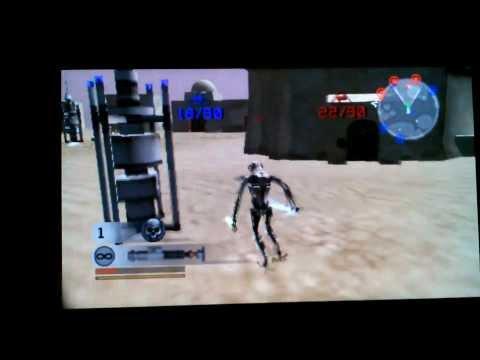 Star Wars battlefront 2 Ps vita Heroes vs Villans