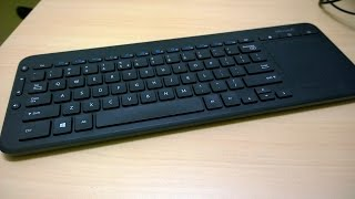 NOT For Office Work - The Microsoft All In One Media Keyboard Review