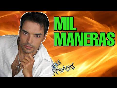 ALE CEBERIO Ft. WALLY MERCADO - MIL MANERAS (MAS KARAOKE HD)