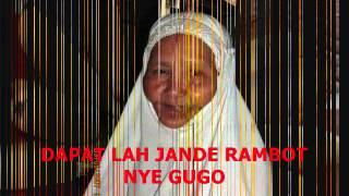 Lagu Rakyat Perak-Pak Ude dan Wan Lebo.wmv