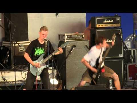 Extermination Dismemberment - Metal Heads Mission Fest 2011
