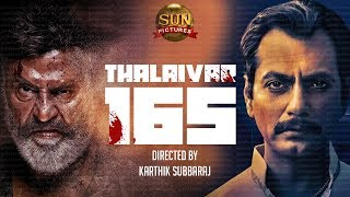 THALAIVAR 165: Karthik Subbaraj delighted to work with... | Rajinikanth | TT 69