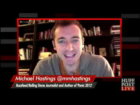 Michael Hastings Defends Insulting CNN's Barbara Starr