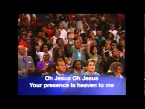 Praise & Worship Experience - World Changers