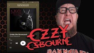 """Baixar OZZY OSBOURNE  """"Under The Graveyard""""  (First Listen)"""