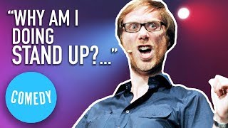 Stephen Merchant On Watching P*rn on VHS - HELLO LADIES Best Of | Universal Comedy