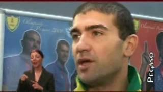 Intervista Luca Agamennoni Pegaso-15/01/09