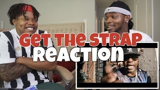 "Uncle Murda | 50 Cent | 6ix9ine | Casanova - ""Get The Strap"" (Official Music Video) - REACTION"