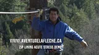 SE01EP2 Guys with Guts on Acute vs Chronic Stress while Zip lining!