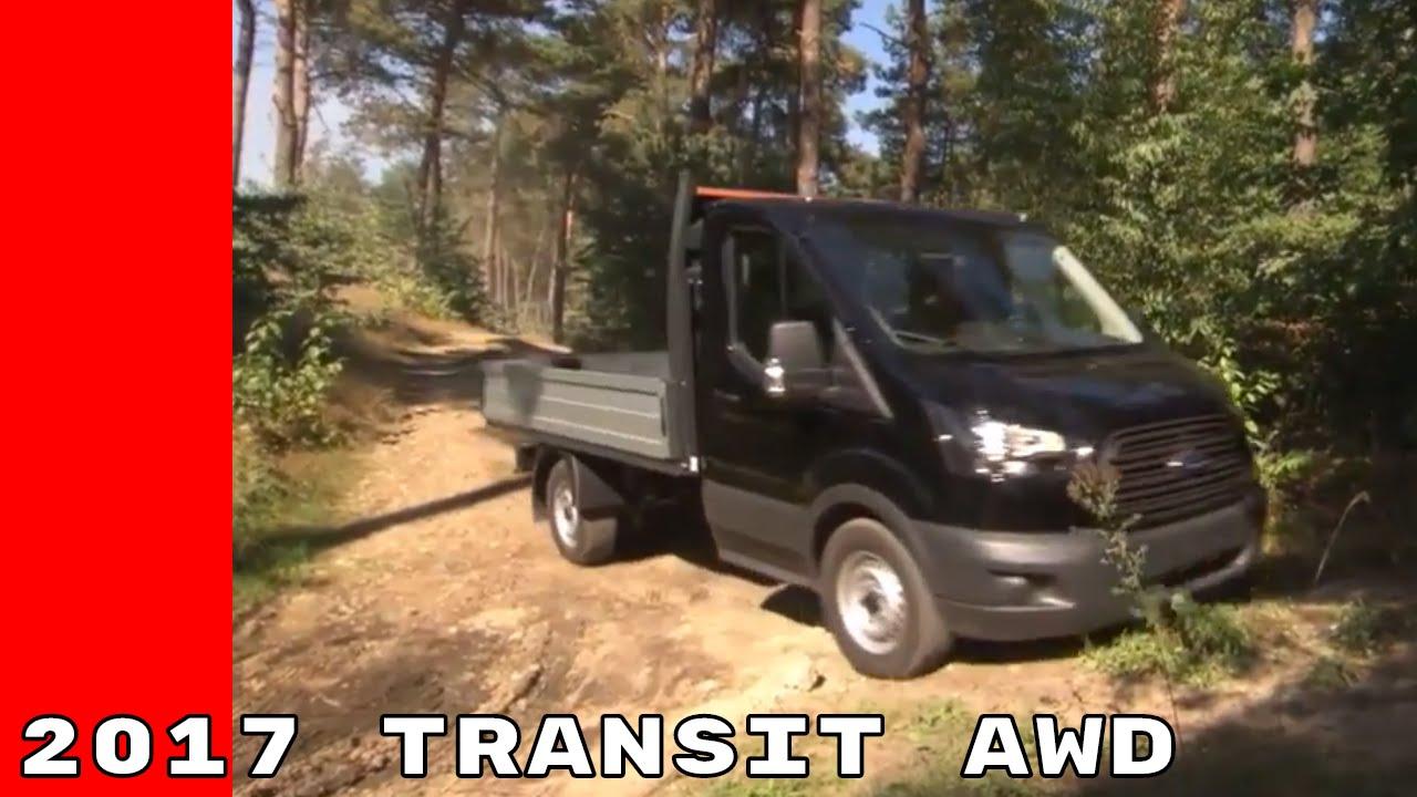 5604382f7588f0 2017 Ford Transit AWD