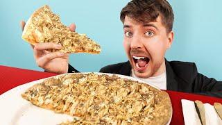Me Comí una Pizza de Oro de $70,000