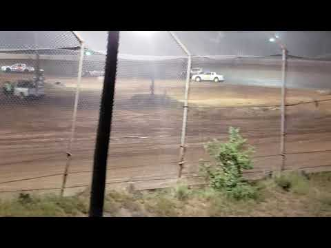 Factory Stock Heat Race @ 105 Speedway 9/7/19