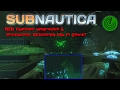Skeleton research base in the Lost river & NEW Cyclops features | Subnautica News #51