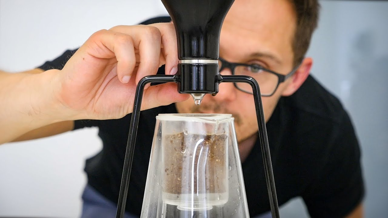 a55de28823ad68 Review GINA Smart Coffee Brewer by Goat Story - YouTube