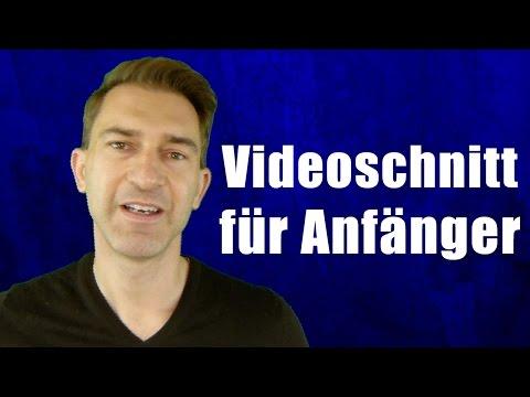 Video bearbeiten, schneiden und optimieren (Videoschnittprogramm, Videobearbeitungsprogramm)