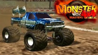 Monster 4x4: Masters of Metal ... (PS2)