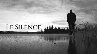 Le Silence // Poème Visuel
