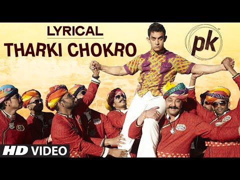 Exclusive: 'Tharki Chokro' Full Song With LYRICS | PK | Aamir Khan, Sanjay Dutt | T-Series