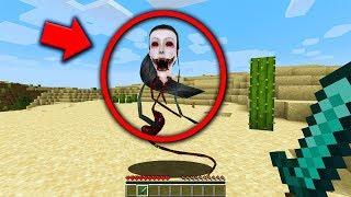 I found KRASUE in Minecraft at 3:00 AM... (Minecraft Eyes the Horror Game)