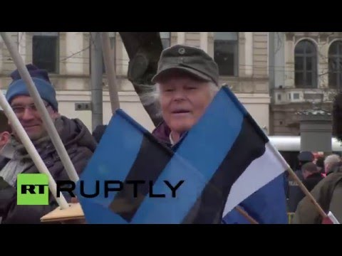Latvia: Hundreds commemorate Waffen SS Latvian Legion in Riga
