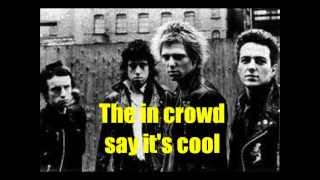 The Clash - Rock the Casbah Lyrics