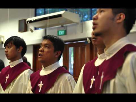 Via Christi Choir Good Friday 18 Apr 2014