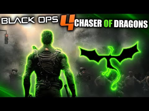 BLACK OPS 4 CHASER OF DRAGONS! | TwoEpicBuddies