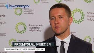 Przemysław Kwiecień, Ekonomista, X-Trade Brokers DM S.A., o WallStreet 19