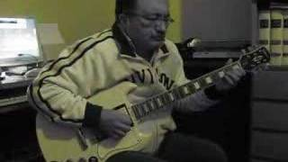 maurizio baleani-samba pa ti santana (FRAMMENTO) Epiphone