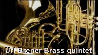 Uri Brener  - Brass quintet (2013)