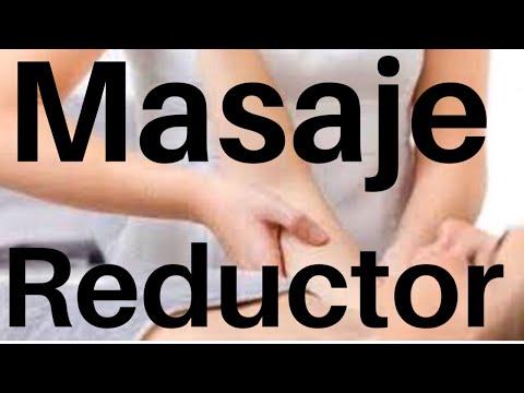 Video como hacer masajes para adelgazar
