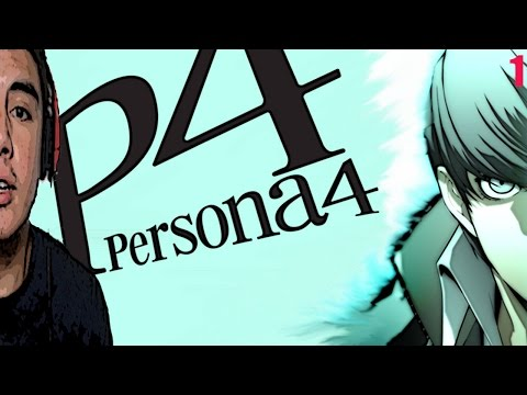 NEW KID IN TOWN   Persona 4 SMT Playthrough [1]