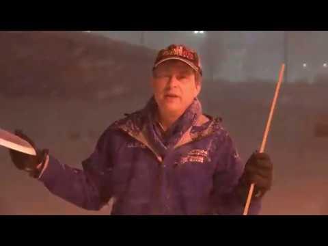 Thunder Snow Live Shot