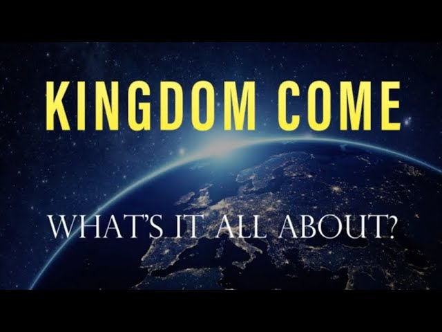 """Kingdom Come"" Release Week!"