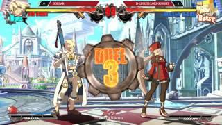 Guilty Gear Xrd @ KIT16 - Top 8 Matches [720p/60fps]