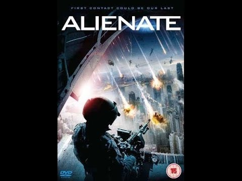 ALIENATE 2016 Horror movie