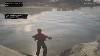 Legendary Muskie Red Dead Redemption 2