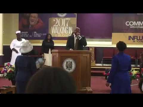 """Elder Mark Moore Jr. """"I'm Not Scared Anymore"""""""