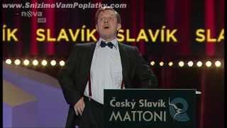 Petr Čtvrtníček - Český slavík 2013 - holý zadek
