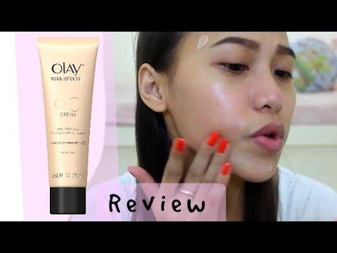Olay Pore Minimizing Cc Cream First Impression Review Taglish