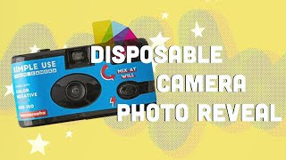 Study Abroad On Film | Disposable Camera Photo Reveal