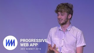 Deep Engagment with Push Notifications (Progressive Web App Summit 2016)