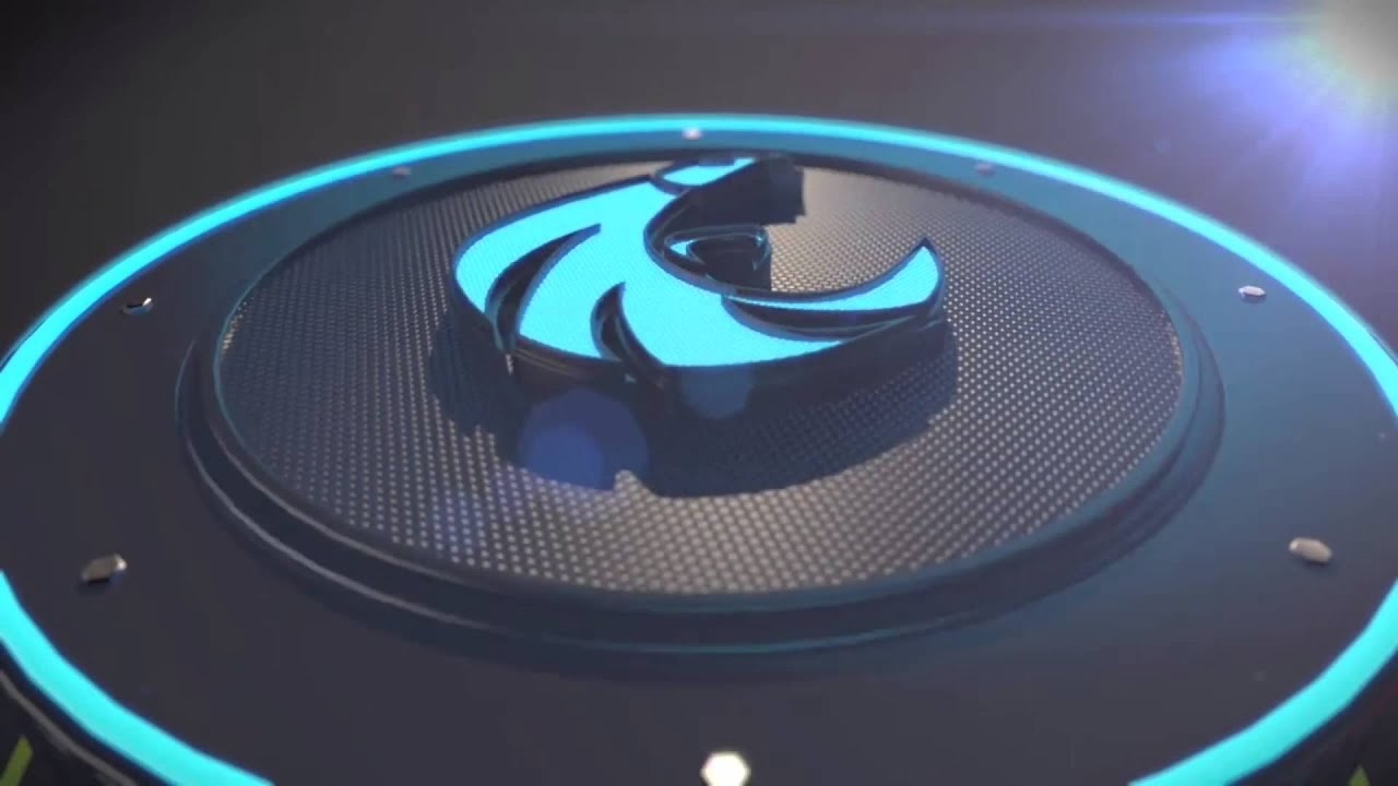 3d intro template cinema 4d | Transforming Logo Reveal ...
