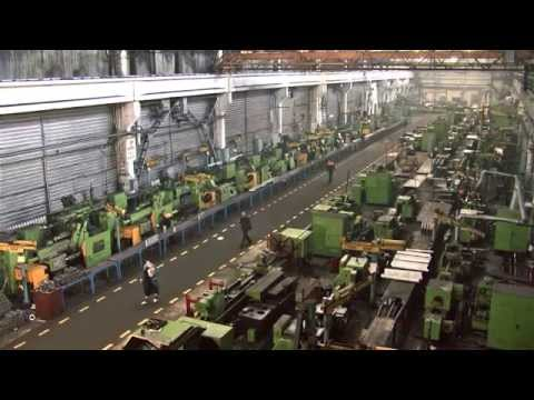 Фильм о производстве газовых баллонов