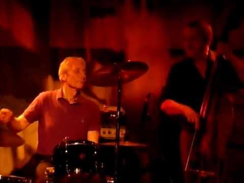 Charlie Watts of the Rolling Stones Boogie Woogie Live in Paris 02/10/2011