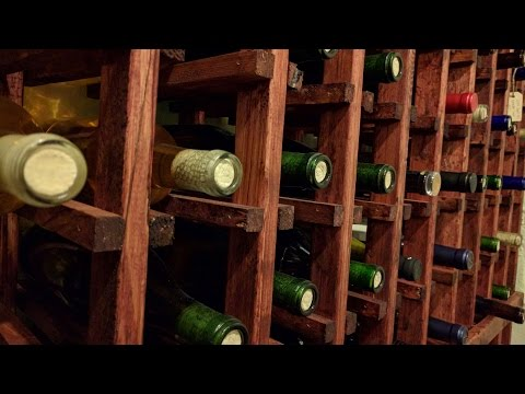 How To Properly Store Wine For The Long Term